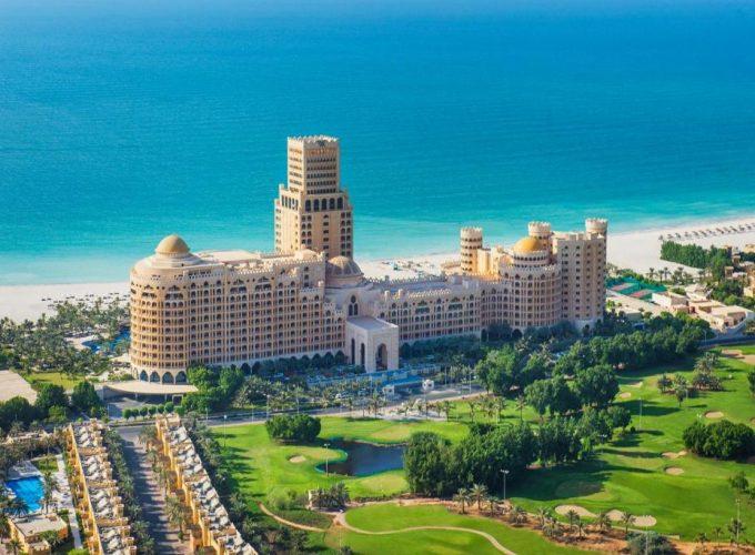 Last Minute! ОАЕ: Waldorf Astoria Ras Al Khaimah 5*