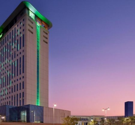 Last Minute! Дубай: отдых в отеле Holiday Inn - Dubai Festival City Mall, an IHG Hotel 4*