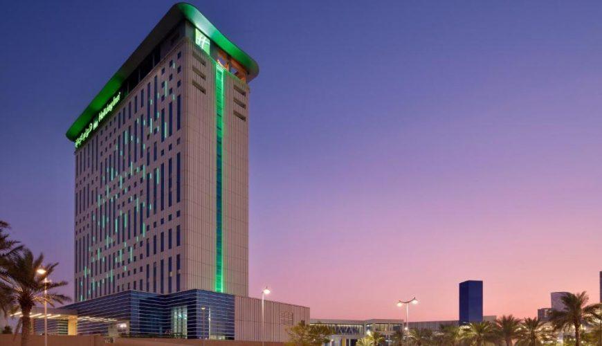Тур в Дубай ОАЭ отель по акционной цене Holiday Inn - Dubai Festival City Mall